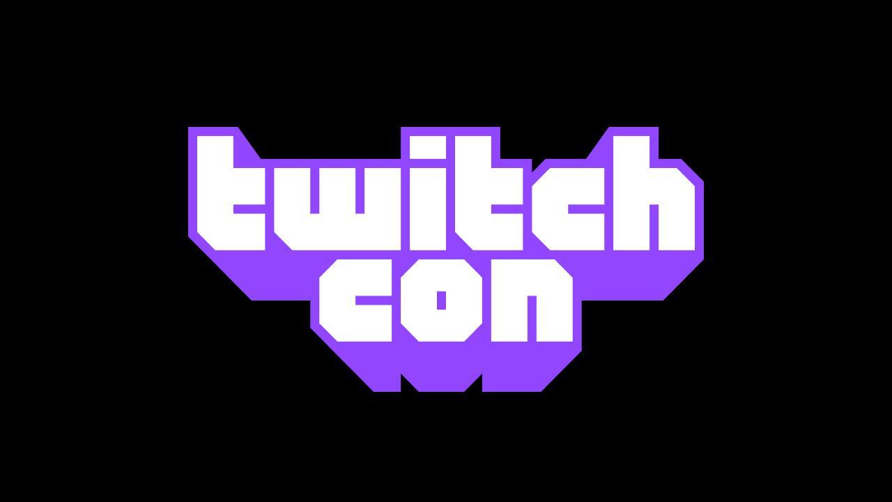 El logotip de TwitchCon.